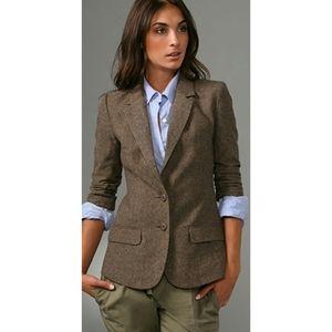 BB Dakota tweed blazer